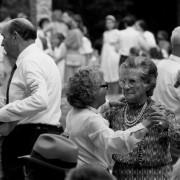 Baile en la Pérgola (1985). ©Archivo Luis Laforga