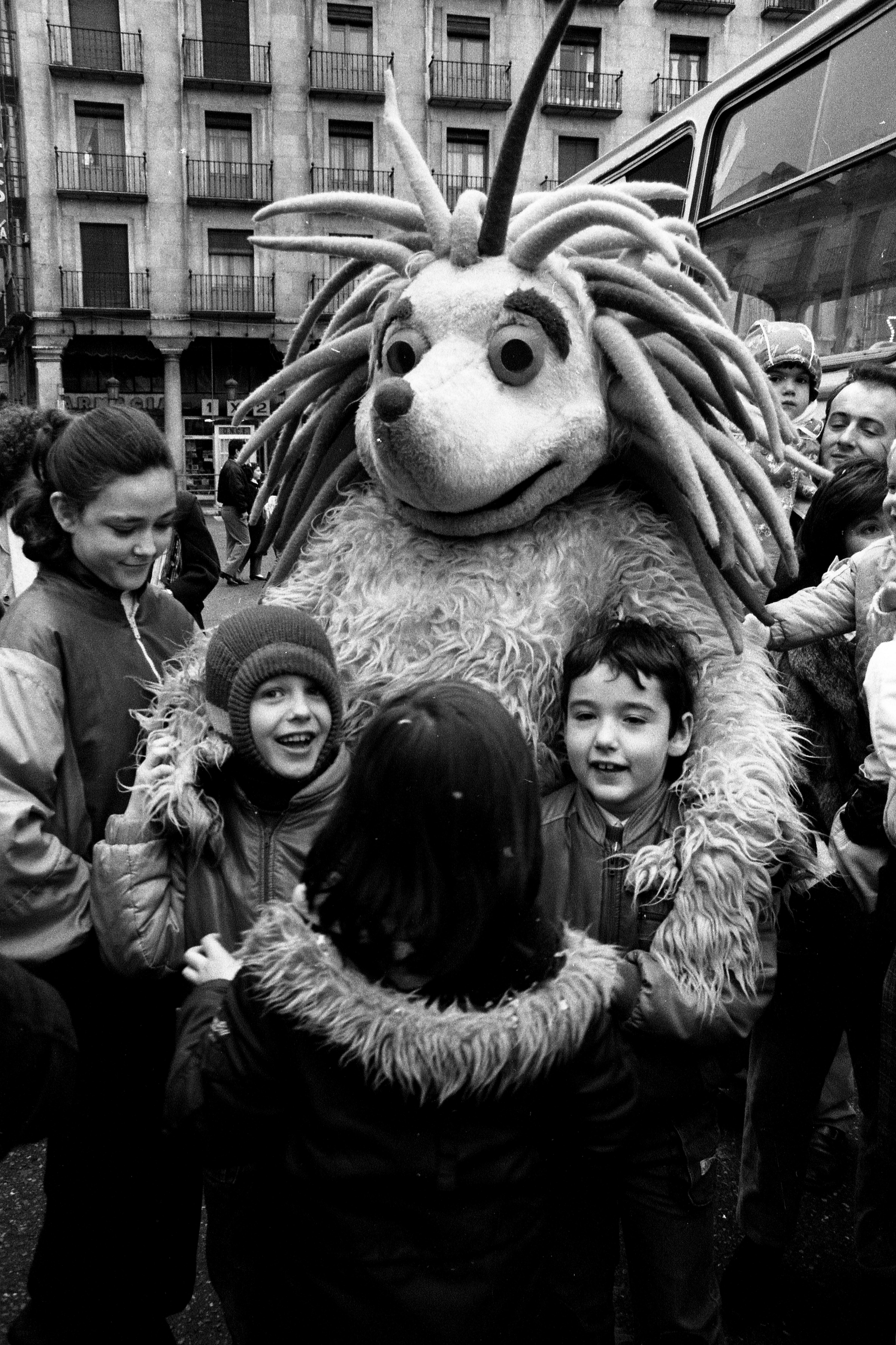 Espinete (1986). ©Archivo Luis Laforga
